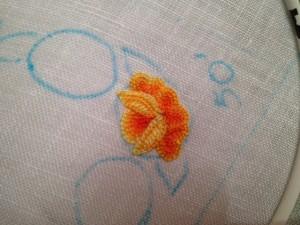 nappe avec des roses4